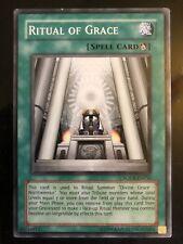 Ritual Of Grace Yugioh Card Genuine Yu-Gi-Oh Trading Card