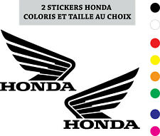 Sticker Honda Autocollant Adhesif Véhicule Moto Biker Deco