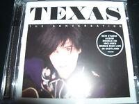 Texas The Conversation Limited (Australia) 2 CD With Bonus Live CD - New