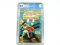 Shazam #25 DC Comics Isis 1st Appearance Major Key Issue CGC Graded 8.5  1976