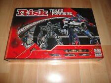 Parker risk transformers board game strategy new sealed