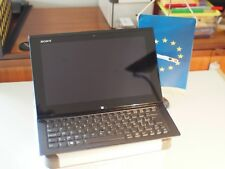 Sony Vaio Duo 11 Ultrabook - SVD112A1SM window 8 ready, with accessories