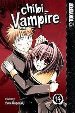 Chibi Vampire Vol. 14 by Yuna Kagesaki (2009, Paperback)