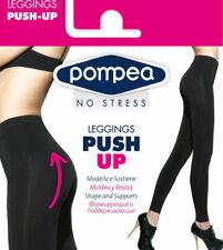 Pantacollant Leggings donna Pompea modellante e contenitiva Push Up - Leggpush