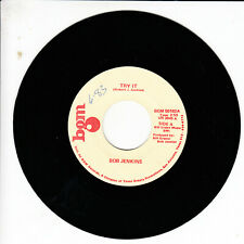 BOB JENKINS Try It VG(+) 45 RPM