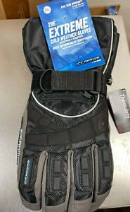 Clam Extreme Cold Weather Gloves 2XL windproof waterproof NWT 9806