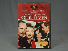 The Best Years of Our Lives (1946) Dvd 2000 Myrna Loy Wiiliam Wyler