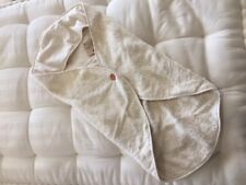 PURE Natural 100% Organic Cotton Baby Swaddle Wrap Blanket Bath Towel Newborn