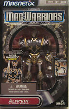 Mega Brands Mag Warriors Alfr'kin Figure with Assault Arbalest