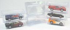 Hot Wheels 1:64 Scale Large Blister Case Lot of 10
