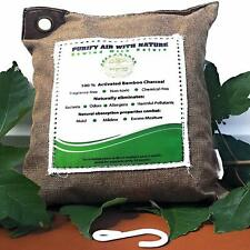 Charcoal Air Purifying Bag for Large Rooms, Bamboo Charcoal Air Purifying Bag