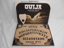 1972 Parker Brothers OUIJA Mystifying Oracle Fuld Talking BOARD SET GAME Wee-Gee