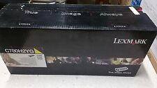 Genuine Lexmark C780H2YG Yellow Toner for use in C780, C782, X782  Series