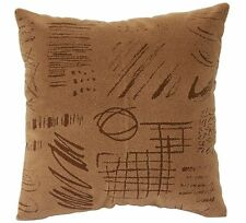 Suede Abstract Decorative Cushions