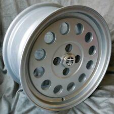 "Alfa Romeo RONAL A1 Style 15"" Alloy Wheel 4x98PCD FITS:GTV, 33, 75, 90, 155 TUV+"
