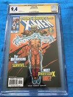 X-Men #84 - Marvel - CGC SS 9.4 NM - Signed by Joe Kelly