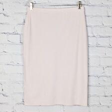 Lululemon Twice As Nice Stretchy Lightweight Grey Pink Reversible Pencil Skirt