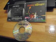 RARE ADVANCE PROMO Slumdog Millionaire CD soundtrack A R RAHMAN + M.I.A. india !