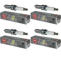 4X NGK Laser Platinum Premium Zündkerze 4288 Typ PLKR7A Zünd Kerze