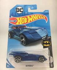 DC Hot Wheels Mattel 17/250 Batman 2/5 Batmobile