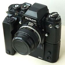 Nikon F3 Model Film Cameras