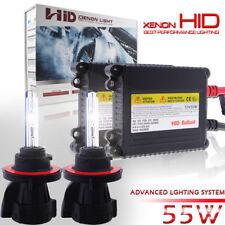 For Car Headlight Xenon HID Conversion Kit 55W High Power Super Bright 5K 6K 8K