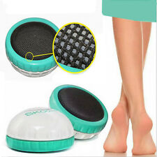 Fashion Circular Exfoliating Device Feet Knee Elbows Hands Skin Smoother NEW