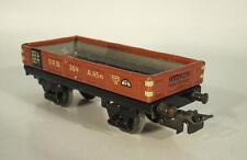 Märklin H0 364 Niederbordwagen Güterwagen Serie 800 ca. 40er Jahre Nr.2 #521