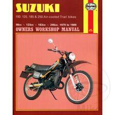 Suzuki TS 250 ER 1979 Haynes Service Repair Manual 0797
