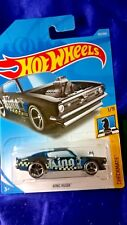 Hot Wheels King Kuda Checkmate Series #1/9 Black Diecast 1:64 Scale Mattel Boys