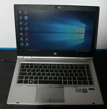 HP Elitebook 8470p  i7-3520M 2.9 GHz, 4GB, 128GB SSD NEU! Win10Pro + Office7 Pro
