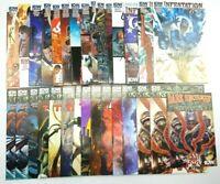 Infestation 31 Comic Book Lot IDW TMNT Star Trek GI Joe Transformers 1 & 2 Set