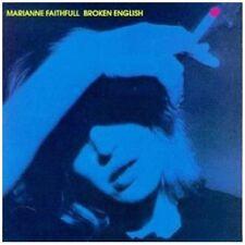 Marianne Faithfull - Broken English [New CD] Germany - Import
