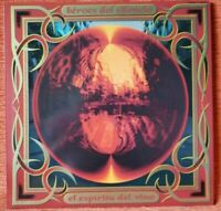 Héroes Del Silencio - El Espíritu Del Vino LP X2 Vinyl (Spain 2007 Emi) Reissue