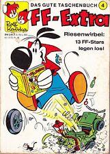 Fix und Foxi Taschenbuch Nr. 4 (FF-Extra)