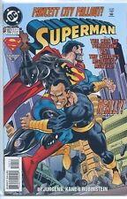 Superman 1987 series # 102 near mint comic book