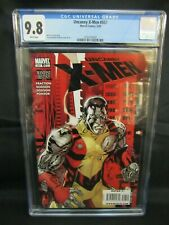 Uncanny X-Men #507 (2009) Classic Dodson Colossus Cover CGC 9.8 White Pages Z846