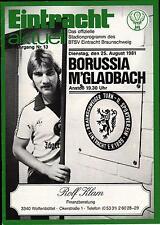 BL 81/82 Eintracht Braunschweig - Borussia Mönchengladbach, 25.08.1981