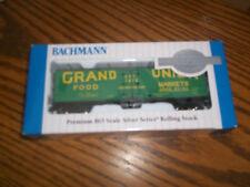 Bachmann Industries Grand Union Food  Series Rolling HO Gauge New train car