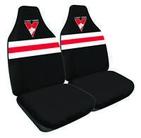 SYDNEY SWANS Official AFL Seat Covers Airbag Compatible *NEW Design*