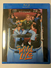 The Wild Life 1984 Special Edition Blu-Ray REGION FREE Eric Stoltz Chris Penn