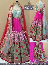 Actual Pics listed- Bollywood Indian PAkistani Anarkali Salwar Shalwar suit