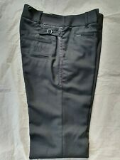 GSTAR Mens Night Navy Chino Wool blend Trousers 30 W 30 L Brand New with Tags