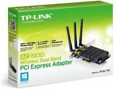 TP-Link AC1900 WiFi PCI-Express Wireless Network Card | Beamforming Technology