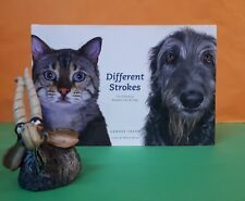 G Vasan: Different Strokes: The Difference Between Cats & Dogs/humour/pictorial
