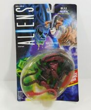 1992 Aliens Bull Alien with Face Hugger and Skull Ramming Action New in Box