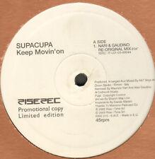 SUPACUPA - Keep On Movin On - Rise