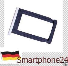 SIM Tray holder halter  Adapter Schlitten für  iphone 3G/3GS weiß
