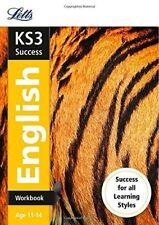 KS3 English Workbook (Letts KS3 Revision Success - New Curriculum),Letts KS3