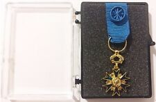 Médaille Réduction du Officier ONM O.N.M ORDRE NATIONAL DU MÉRITE OFFICIER